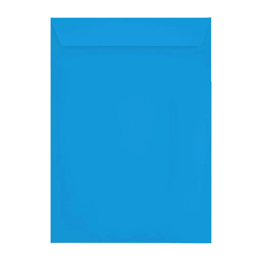 C4 Deep Blue 120gsm Peel & Seal Envelopes [Qty 250] 229 x 324mm