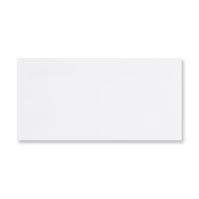 DL Conqueror Brilliant White 120gsm Wove Peel & Seal Wallet Envelopes [Qty 500] 110 x 220mm (4324958240857)