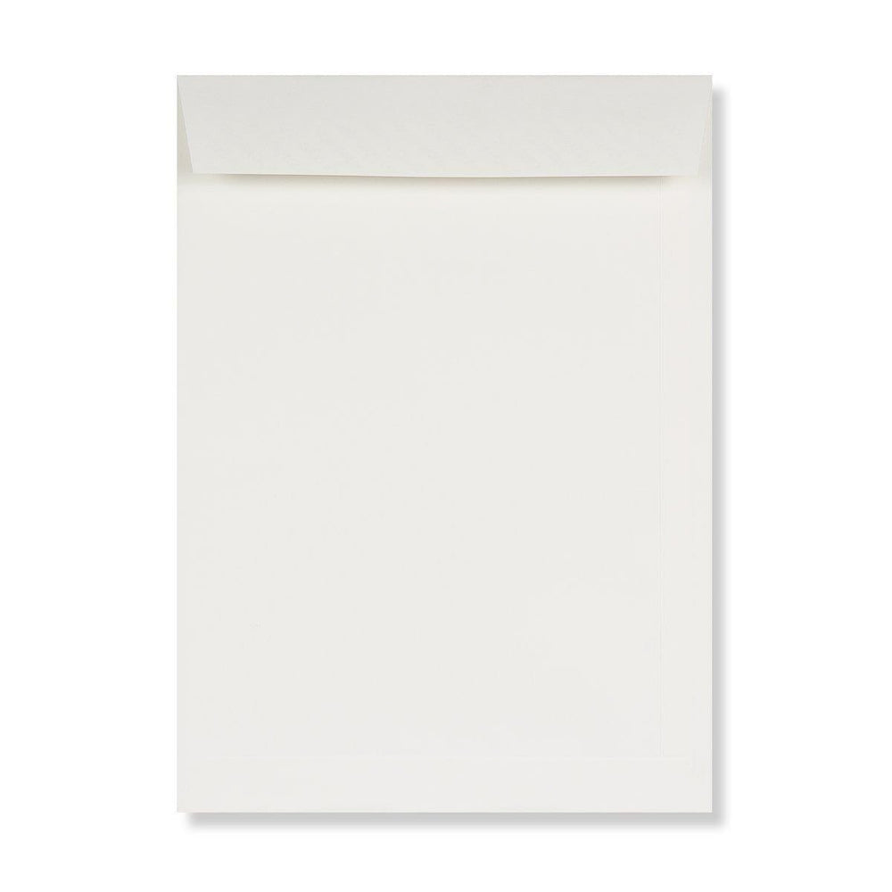 C4 Conqueror White 120gsm Laid Peel & Seal Pocket Envelopes [Qty 250] 324 x 229mm