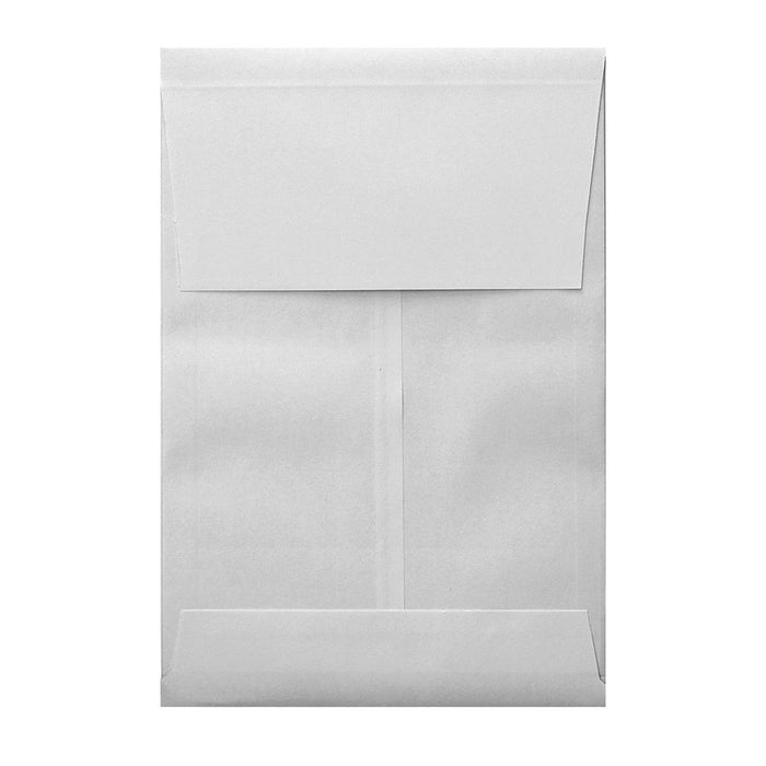 C5 White Gusset Pocket 120gsm Peel & Seal Envelopes [Qty 125] 162 x 229 x 25mm (2131120160857)