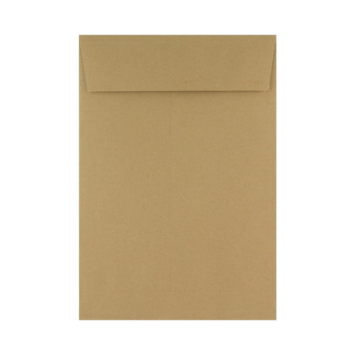 B4 Manilla Gusset Pocket 140gsm Peel & Seal Envelopes [Qty 125] 250 x 352 x 25mm (2131119308889)