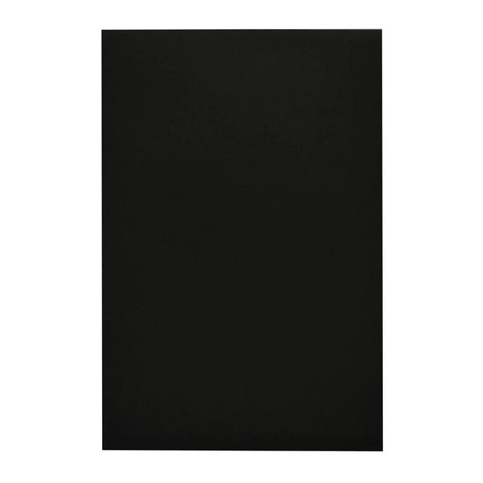 C4 Black Gusset 140gsm Peel & Seal Envelopes [Qty 125] (2131020185689)