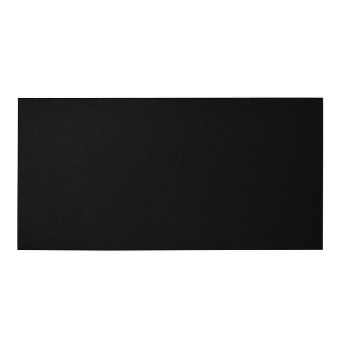 Luxury Black DL Envelopes 225gsm Peel & Seal [Qty 250]