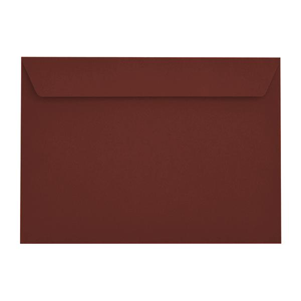 C4 Claret Bordeaux 120gsm Peel & Seal Envelopes [Qty 250] 229 x 324mm (2131050856537)