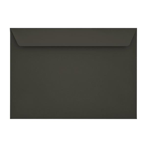 C5 Graphite Grey 120gsm Peel & Seal Envelopes [Qty 250] 162 x 229mm (2131049611353)