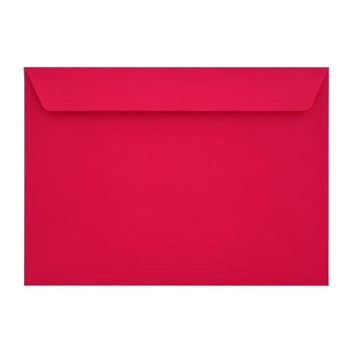 C5 Shocking Pink 120gsm Peel & Seal Envelopes [Qty 250] 162 x 229mm