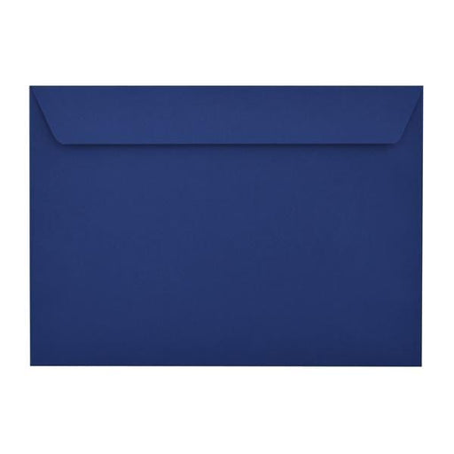 C4 Victory Blue 120gsm Peel & Seal Envelopes [Qty 250] 229 x 324mm