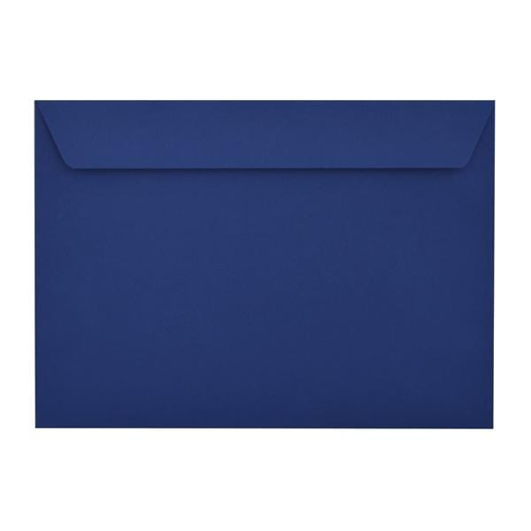 C5 Victory Blue 120gsm Peel & Seal Envelopes [Qty 250] 162 x 229mm (2131281018969)