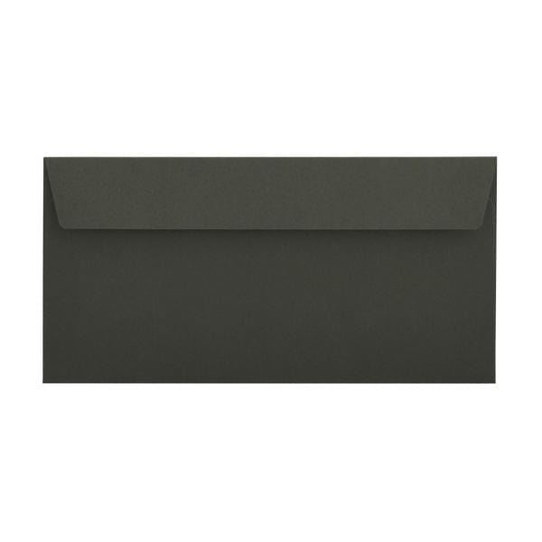 DL Graphite Grey 120gsm Peel & Seal Envelopes [Qty 250] 114 x 229mm (2131286327385)