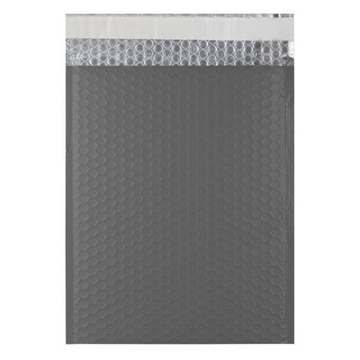 C3 Matt Dark Grey Padded Bubble Envelopes [Qty 50] 320mm x 450mm (2131384696921)