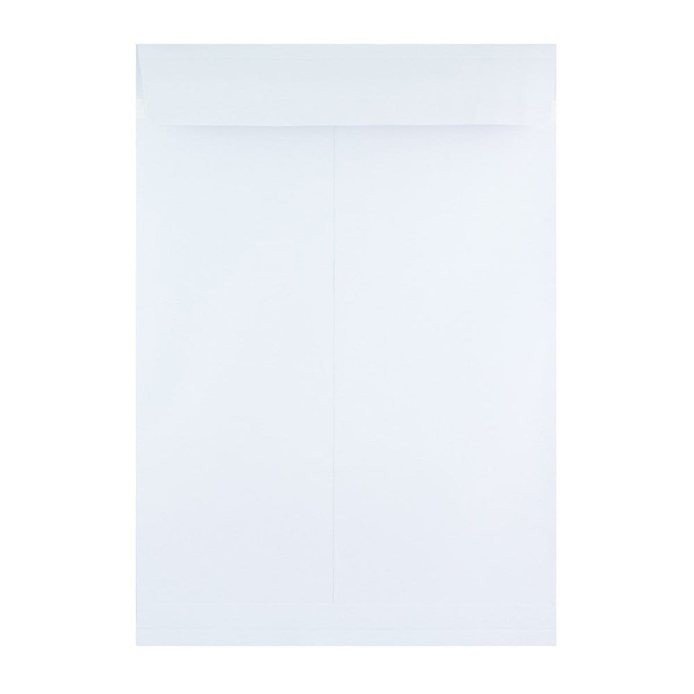 C3 White Gusset 140gsm Envelopes [Qty 125] 324 x 457 x 30mm