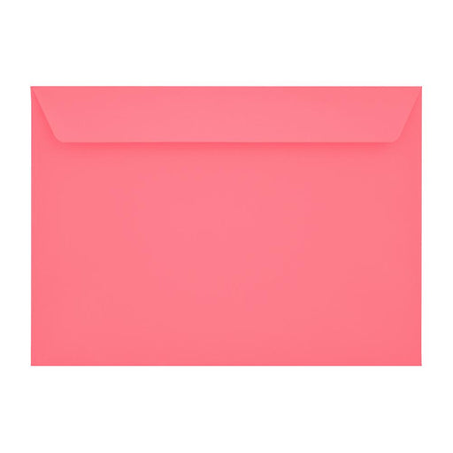 C5 Cerise Pink 120gsm Peel & Seal Envelopes [Qty 250] 162 x 229mm
