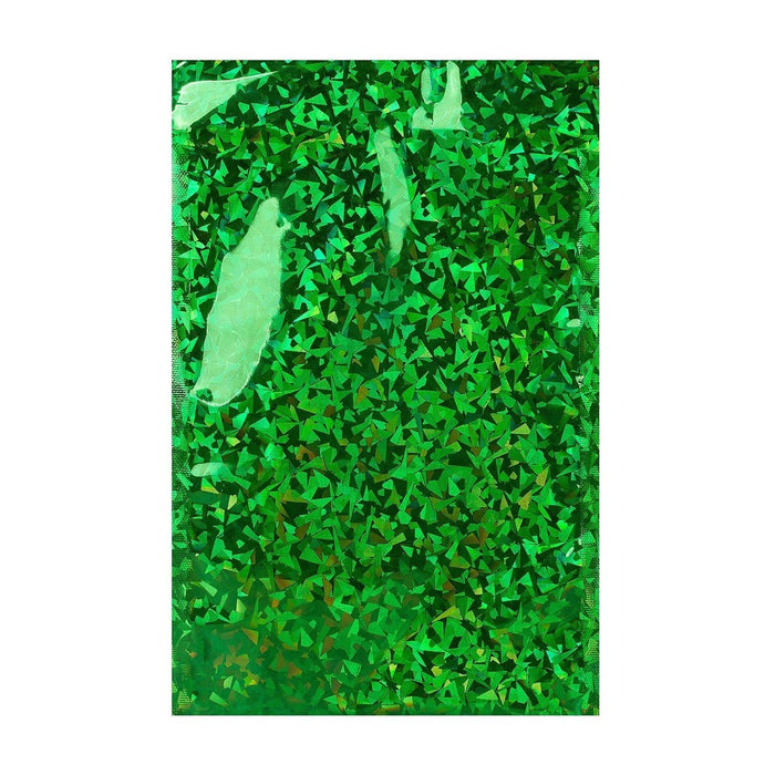 C4 Green Holographic Foil Bags [Qty 100] 229 x 324mm
