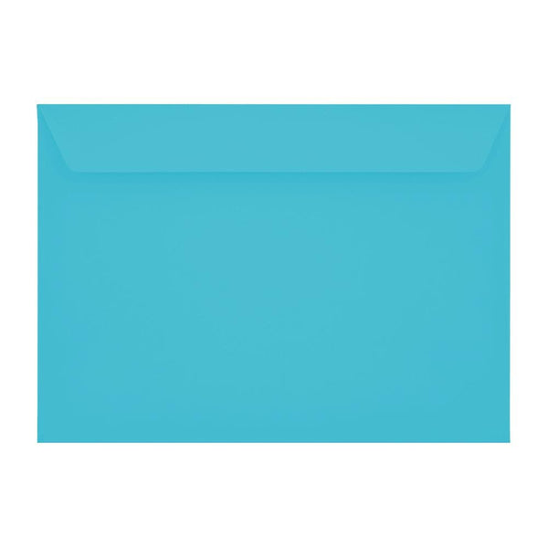 C5 Pacific Blue 120gsm Gummed Mailing Envelopes [Qty 500] 162 x 235mm (2131034865753)
