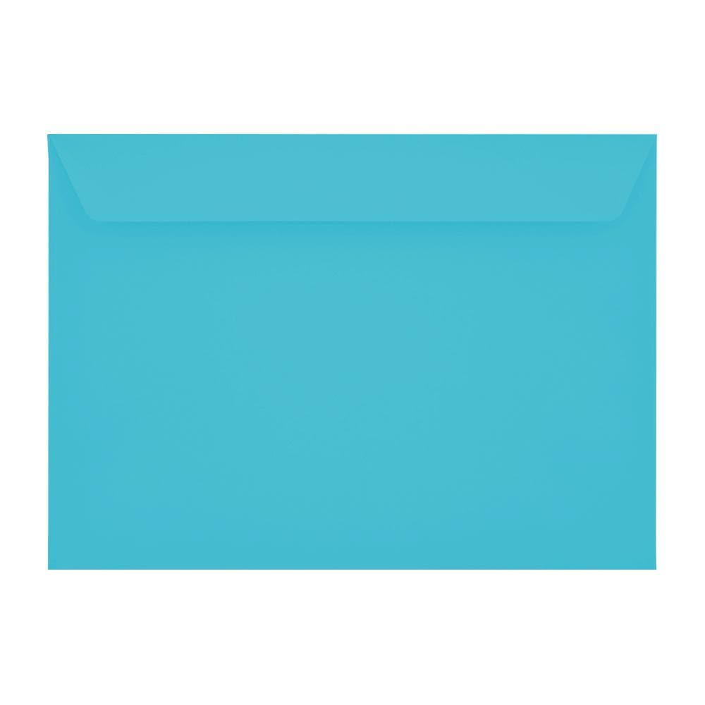 C5 Pacific Blue 120gsm Peel & Seal Envelopes [Qty 250] 162 x 229mm
