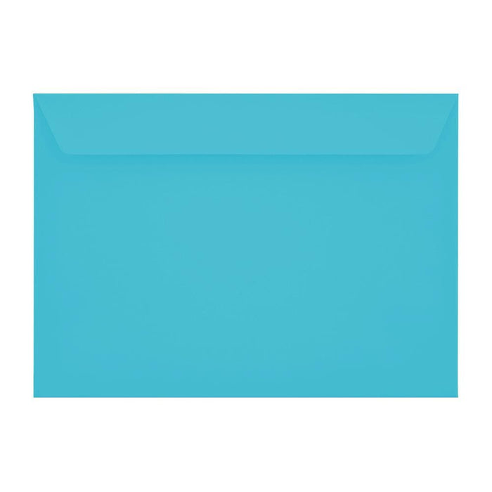 C5 Pacific Blue 120gsm Peel & Seal Envelopes [Qty 250] 162 x 229mm (2131096404057)
