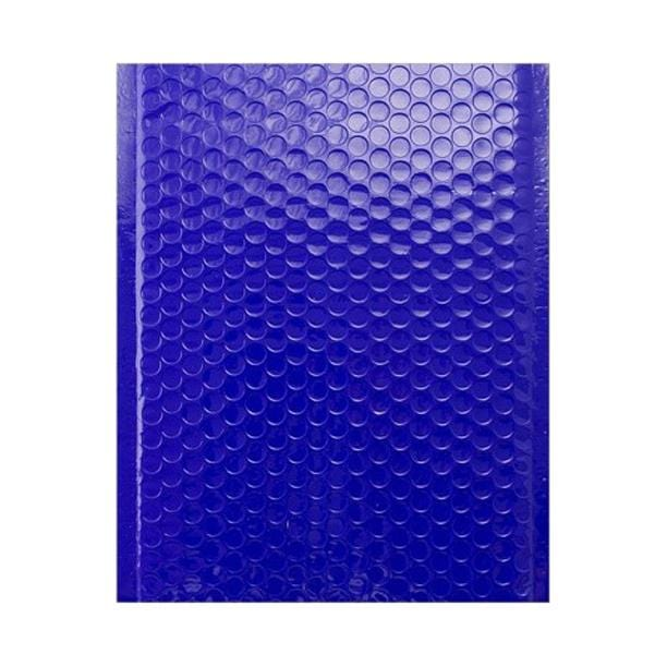 C5+ Gloss Blue Padded Bubble Envelopes [Qty 100] 180mm x 250mm