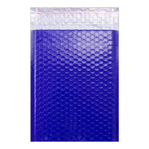 C5+ Gloss Blue Padded Bubble Envelopes [Qty 100] 180mm x 250mm (2131232227417)