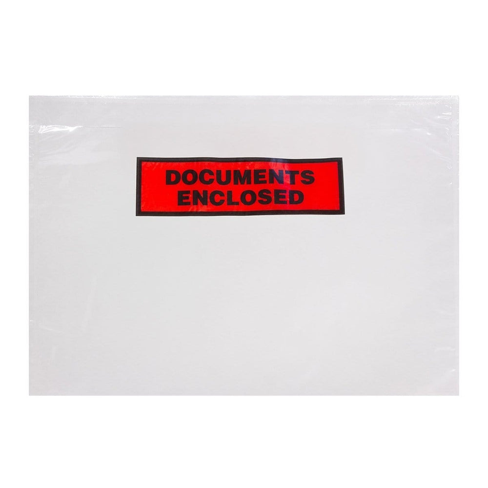 C4 Documents Enclosed Envelopes [Qty 500] 235 x 315mm (2131401408601)
