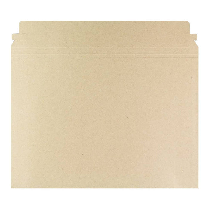C4 Rigid Cardboard Gusset Envelopes [Qty 100] 229 x 324 x 25mm (2131397410905)