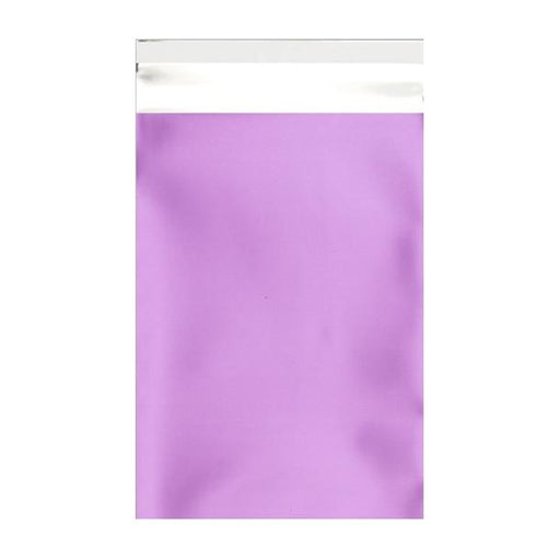 C4 Matt Lilac Metallic Foil Bags [Qty 100] 230 x 320mm (2131336527961)