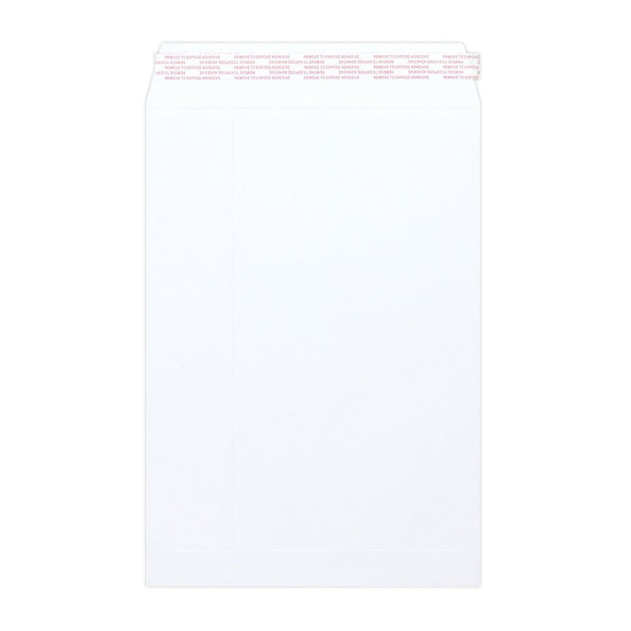 C4 White Luxury Pocket 180gsm Peel & Seal Envelopes [Qty 200] 229 x 324mm (2131061833817)
