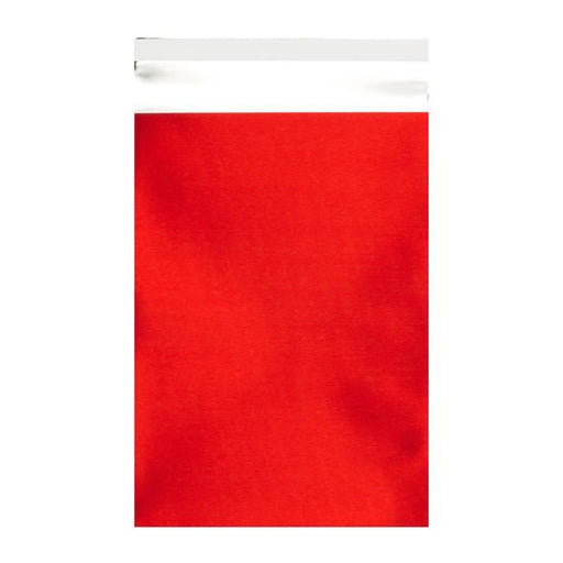 C4 Matt Red Metallic Foil Bags [Qty 100] 230 x 320mm (2131336953945)