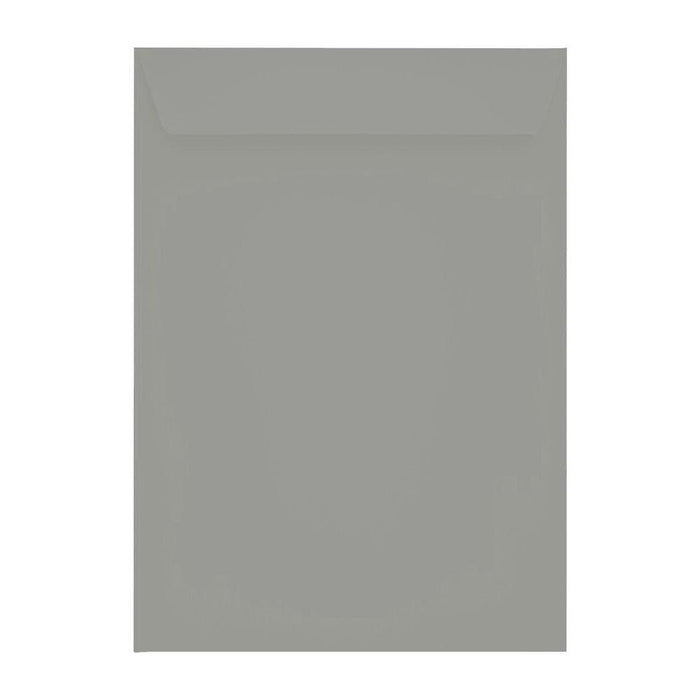 C4 Storm Grey 120gsm Peel & Seal Pocket Envelopes [Qty 250] 229 x 324mm (2131426017369)