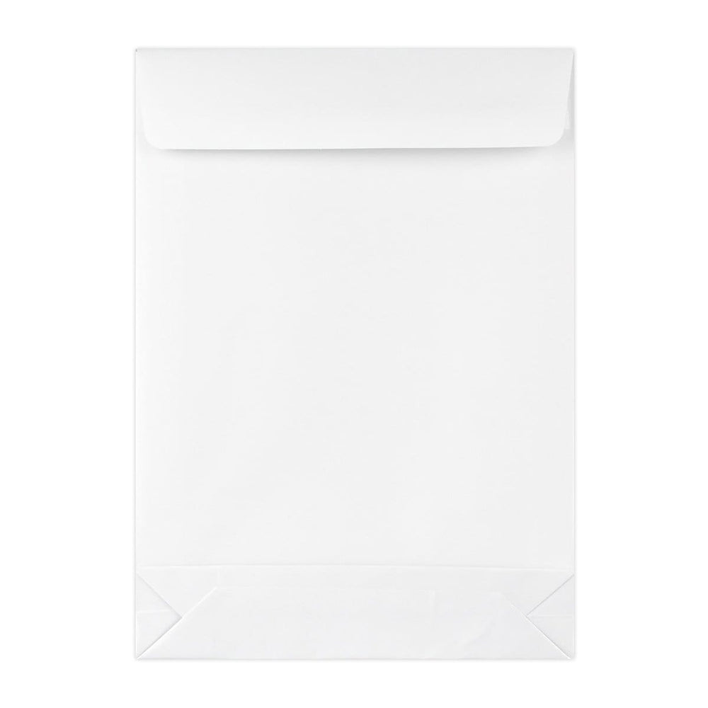 C5 White Tear Resistant Peel & Seal Envelopes [Qty 125] 162 x 229mm (2131262767193)