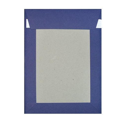 C4 Navy Board Back Envelopes [Qty 125] 229 x 324mm