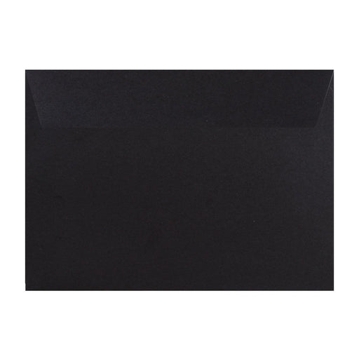 C5 Black Luxury 180gsm Wallet Envelopes [Qty 250] 162 x 229mm