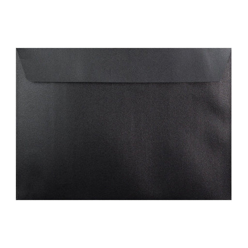 C4 Pearlescent Slate Black 120gsm Peel & Seal Envelopes [Qty 125] 229 x 324mm (2131253723225)