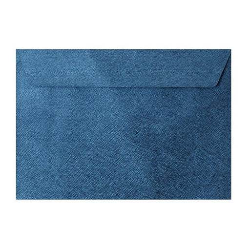 C5 Royal Blue Textured 120gsm Peel & Seal Envelopes [Qty 250] 162 x 229mm (2131077791833)