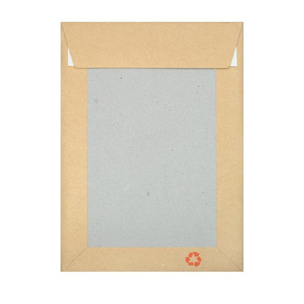 C5 (A5) Board Back Envelopes - Please Do Not Bend [Qty 125] 162 x 229mm (2131305824345)
