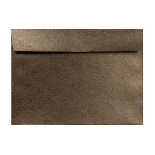 C4 Pearlescent Bronze 120gsm Peel & Seal Envelopes [Qty 125] 324 x 229mm (2131300024409)