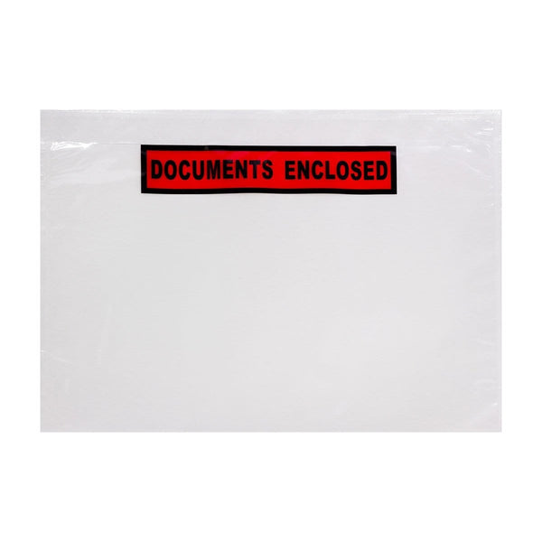 C5 Documents Enclosed Envelopes [Qty 1,000] 162 x 229mm