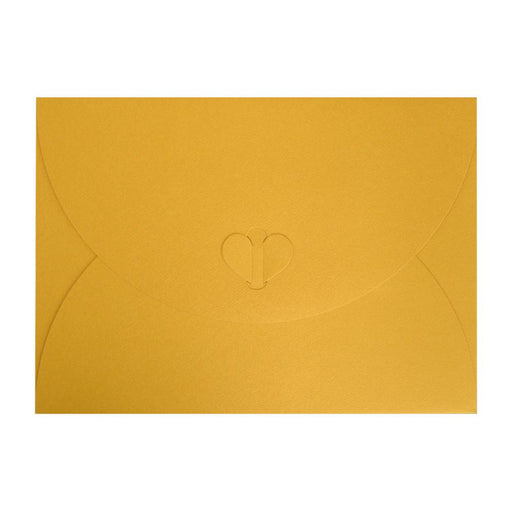 C5 Golden Butterfly Envelopes [Qty 50] 162 x 229mm