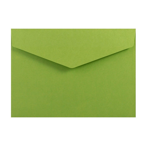 C5 Green V Flap Peel & Seal Envelopes [Qty 250] 162 x 229mm (2131378634841)