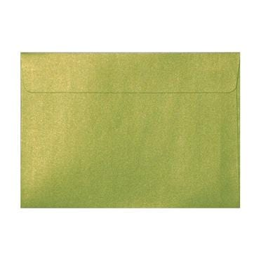 C5 Pearlescent Lime Green Envelopes [Qty 250] (2131307855961)