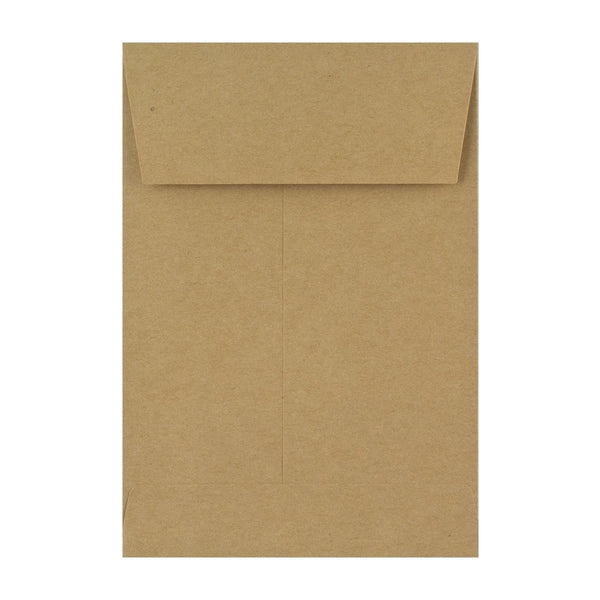 C5 Manilla Gusset 120gsm Peel & Seal Envelopes [Qty 125] 162 x 229 x 25mm