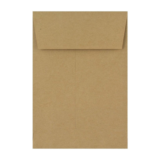 C5+ Manilla Gusset 120gsm Peel & Seal Envelopes [Qty 125] 178 x 254 x 25mm (2131119669337)
