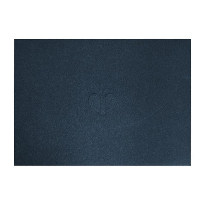 C5 Navy Blue Butterfly Envelopes [Qty 50] 162 x 229mm (2131344621657)