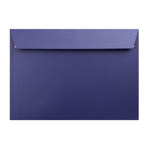 C4 Pearlescent Midnight Blue 120gsm Peel & Seal Envelopes [Qty 125] 229 x 324mm (2131253526617)