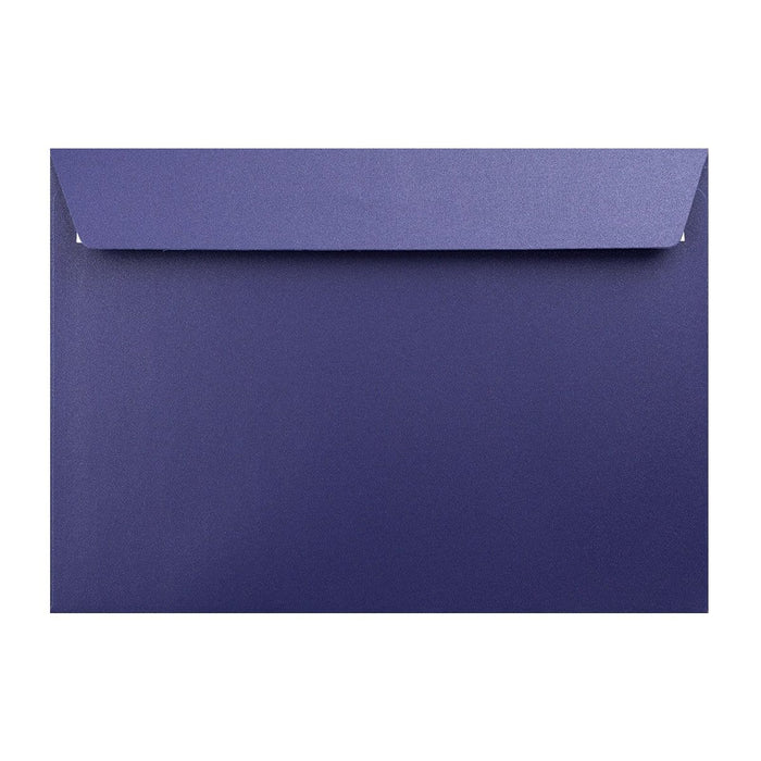 C5 Pearlescent Midnight Blue 120gsm Peel & Seal Envelopes [Qty 250] 162 x 229mm (2131254313049)