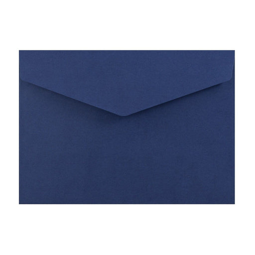C5 Navy V Flap Peel & Seal Envelopes [Qty 250] 162 x 229mm
