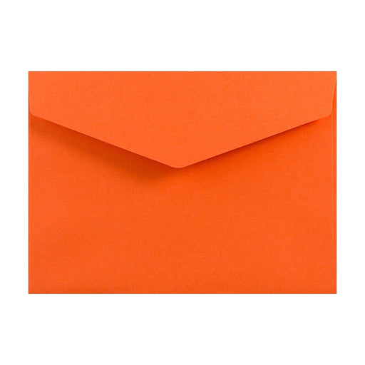 C5 Orange V Flap Peel & Seal Envelopes [Qty 250] 162 x 229mm