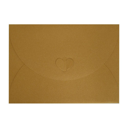 C5 Pure Gold Butterfly Envelopes [Qty 50] 162 x 229mm