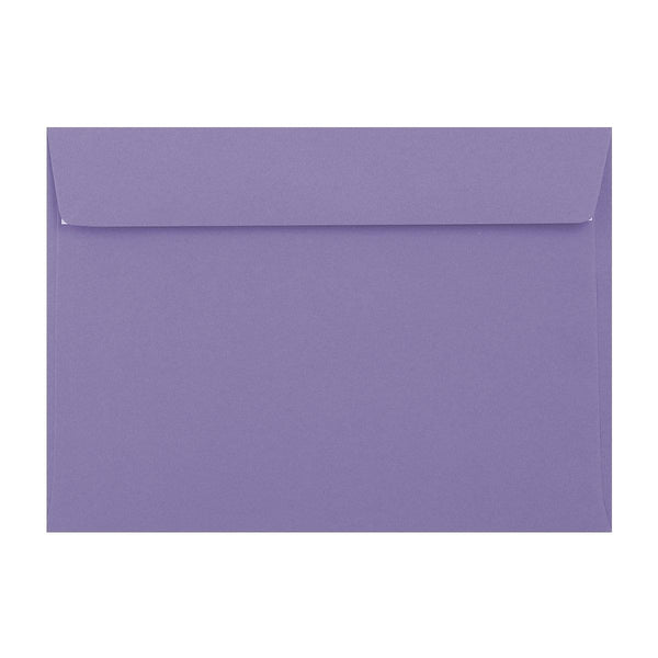 C5 Purple 120gsm Peel & Seal Envelopes [Qty 250] 162 x 229mm (2131409207385)