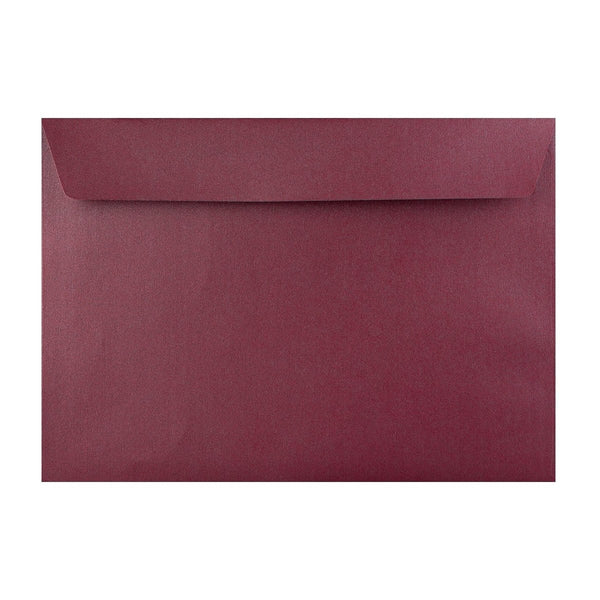 C4 Pearlescent Purple 120gsm Peel & Seal Envelopes [Qty 125] 324 x 229mm (2131301072985)