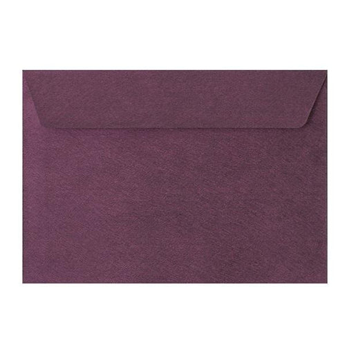 C5 Purple Textured 120gsm Peel & Seal Envelopes [Qty 250] 162 x 229mm